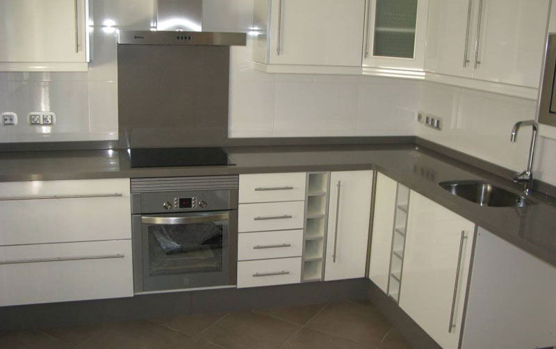 Actualizar su cocina sin realizar obras - Renovar cocina sin obra ...