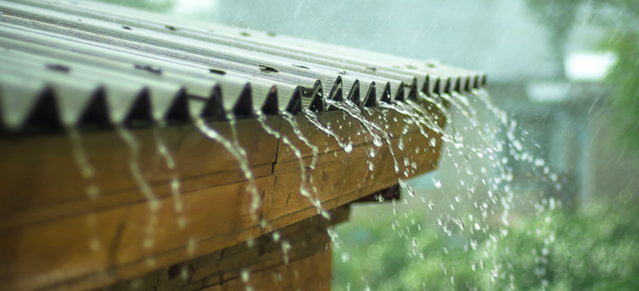 reciclaje de agua de lluvia